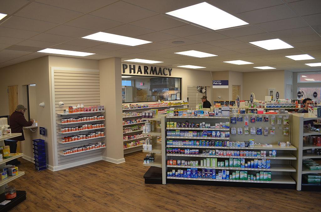 Long Beach Pharmacy   101 Bolstad St, Long Beach, WA, 98631   +1 (360) 642-3200